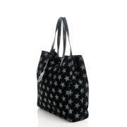 LaFiore24 Italienische Shopper Handtasche Damen...