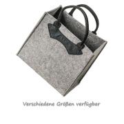 LaFiore24 Filztasche Einkaufstasche Shopper