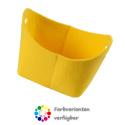 LaFiore24 Filzkorb Geschenkekorb Aufbewahrungs Korb stabil oval