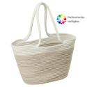 LaFiore24 Einkaufstasche Shopper Schultertasche