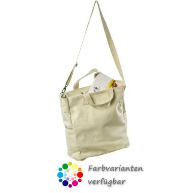 LaFiore24 Shopper Einkaufstasche Damen Strandtasche Sporttasche Schultertasche Henkeltasche