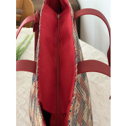 LaFiore24 Damen Einkaufstasche Shopper Schultertasche Damen Henkeltasche