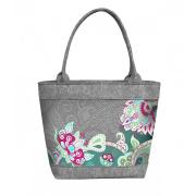 LaFiore24 Shopper Damen Filztasche Einkaufstasche...