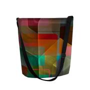 LaFiore24 Filz Tasche Damen Shopper Einkaufstasche...