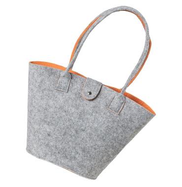 Grau - Orange