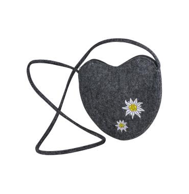 Edelweiss - Dunkelgrau