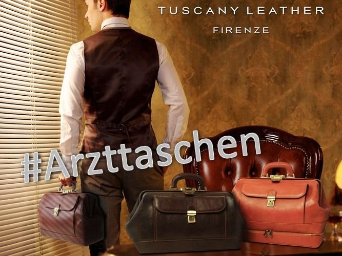Arzttaschen aus Leder aus Italien